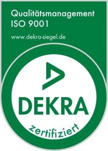 Zertifikat_ISO9001_DEKRA